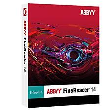 ABBYY FineReader 14 Enterprise Download Version