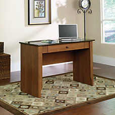 Sauder Appleton Faux Marble Top Writing