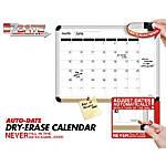 Board Dudes Dry Erase Perpetual Calendar
