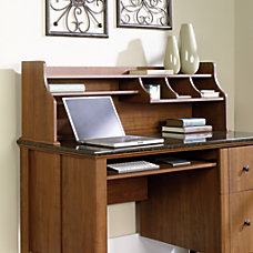 Sauder Appleton Hutch For Computer Desk