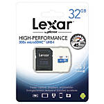 Lexar High Performance MicroSD High Capacity