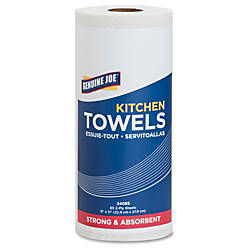Genuine Joe 85 sheet Kitchen Towels