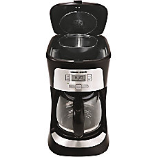 Black Decker 12 Cup Programmable Coffee