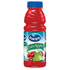 Ocean Spray Bottled Cran Apple Juice