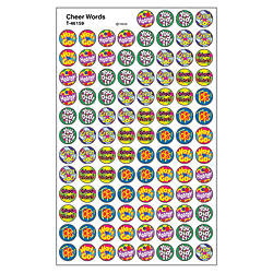 TREND superSpots Stickers 716 Cheer Words