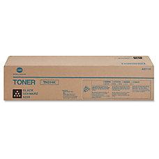 Konica Minolta TN314K Original Toner Cartridge