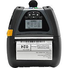 Zebra QLn420 Direct Thermal Printer Monochrome