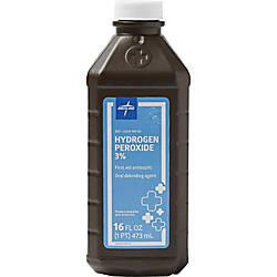 Medline 3 Percent USP Hydrogen Peroxide