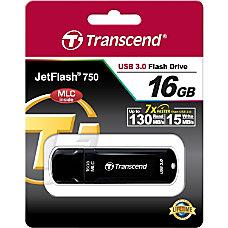 Transcend 16GB JetFlash 750 USB 30