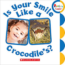 Scholastic Library Publishing Rookie Toddler Is