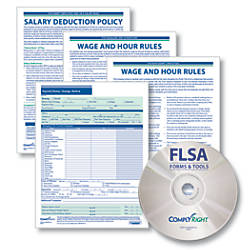ComplyRight FLSA Forms And Tools Kit