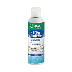 CURAD Saline Wound Wash 71 Oz
