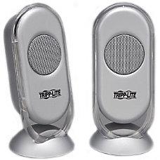 Tripp Lite 20 Speaker System Silver