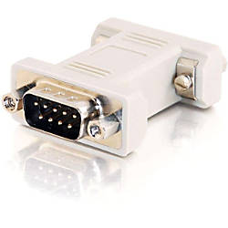 C2G DB9 M/F Port Saver Adapter