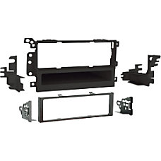 99 2009 Vehicle Mount for Radio
