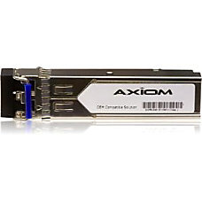 Axiom 1000BASE SX SFP Transceiver for