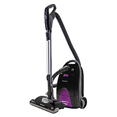 Panasonic Optiflow Purple Canister Vacuum MC