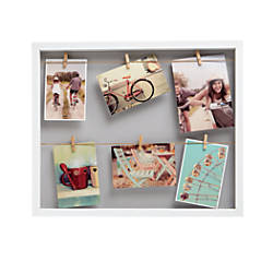 GNBI Photo Frame With Clips 16