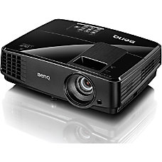 BenQ MS504A 3D Ready DLP Projector