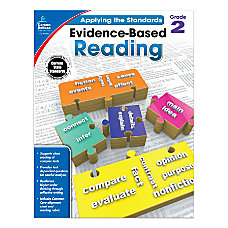 Carson Dellosa Evidence Based Reading Workbook