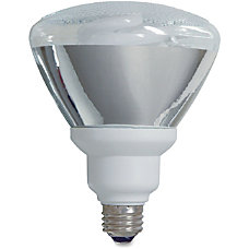 GE 26 watt PAR38 Fluorescent Lamp