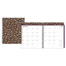 Nicole Miller Monthly Planner 8 x