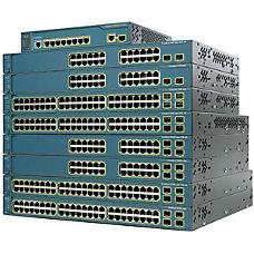 Cisco Catalyst 3560V2 Layer 3 Switch