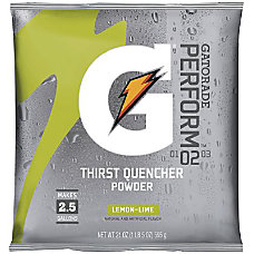 Gatorade Variety Instant Powder 21 Oz