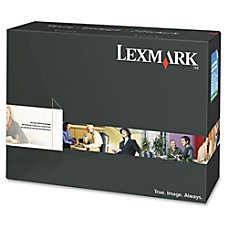 Lexmark Black Standard Yield Return Program