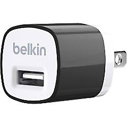 Belkin MIXIT Home Charger BlackWhite