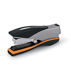 Swingline Optima 40 Desk Stapler SilverBlackOrange