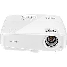 BenQ MS527E 3D DLP Projector 576p