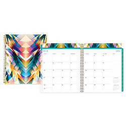 Nicole Miller Wire O Monthly Planner