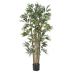 Nearly Natural 4 Multi Bambusa Bamboo