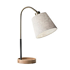 Adesso Jeffrey Table Lamp 21 H