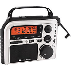 Midland ER102 Weather Alert Radio