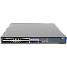 HP A5120 24G PoE SI Ethernet