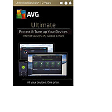 AVG Ultimate 2017 Anti Virus And