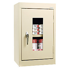 Sandusky Clear View Wall Cabinet 26