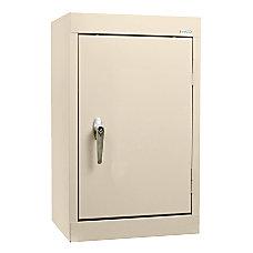 Sandusky 18 W Steel Wall Cabinet