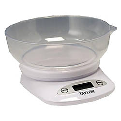 Taylor 3804 Digital Kitchen Scale with