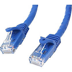 StarTechcom 5 ft Blue Snagless Cat6