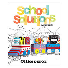 2016 Office Depot School Solutions Catalog
