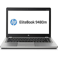 HP EliteBook Folio 9480m 14 Ultrabook