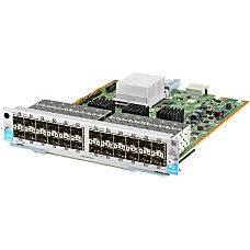 HP 24 port 1GbE SFP MACsec