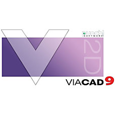 Punch ViaCAD 2D v9 Mac Download