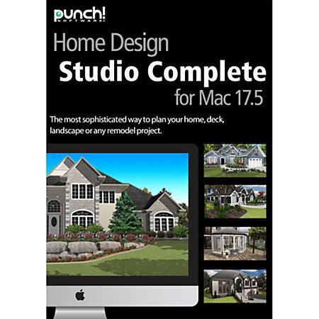 Punch Home Design Studio Complete For Mac V