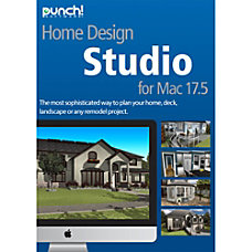 Punch Home Design Studio v175 Mac