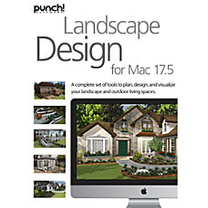 Punch Landscape Design v175 Mac Download