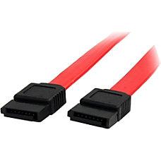StarTechcom 6in SATA Serial ATA Cable
